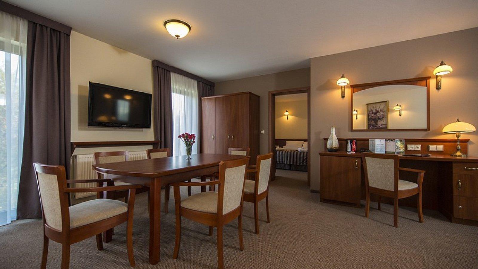 Apartament - Pokój rodzinny