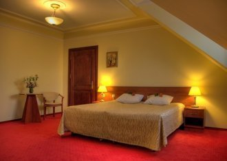 Double room for one person standard
