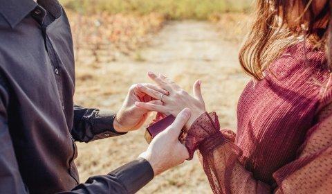 Niezapomniane zaręczymy