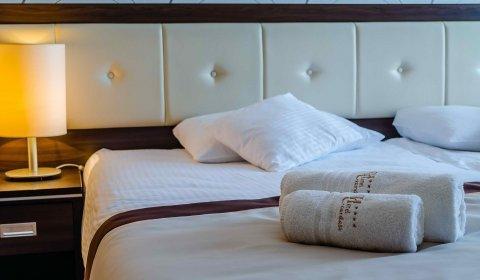 Pokój dwuosobowy do pojedynczego wykorzystania komfort