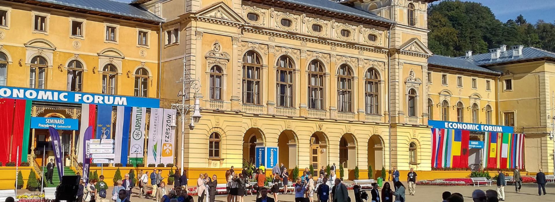 Forum Ekonomiczne 2019 - nocleg ze śniadaniem
