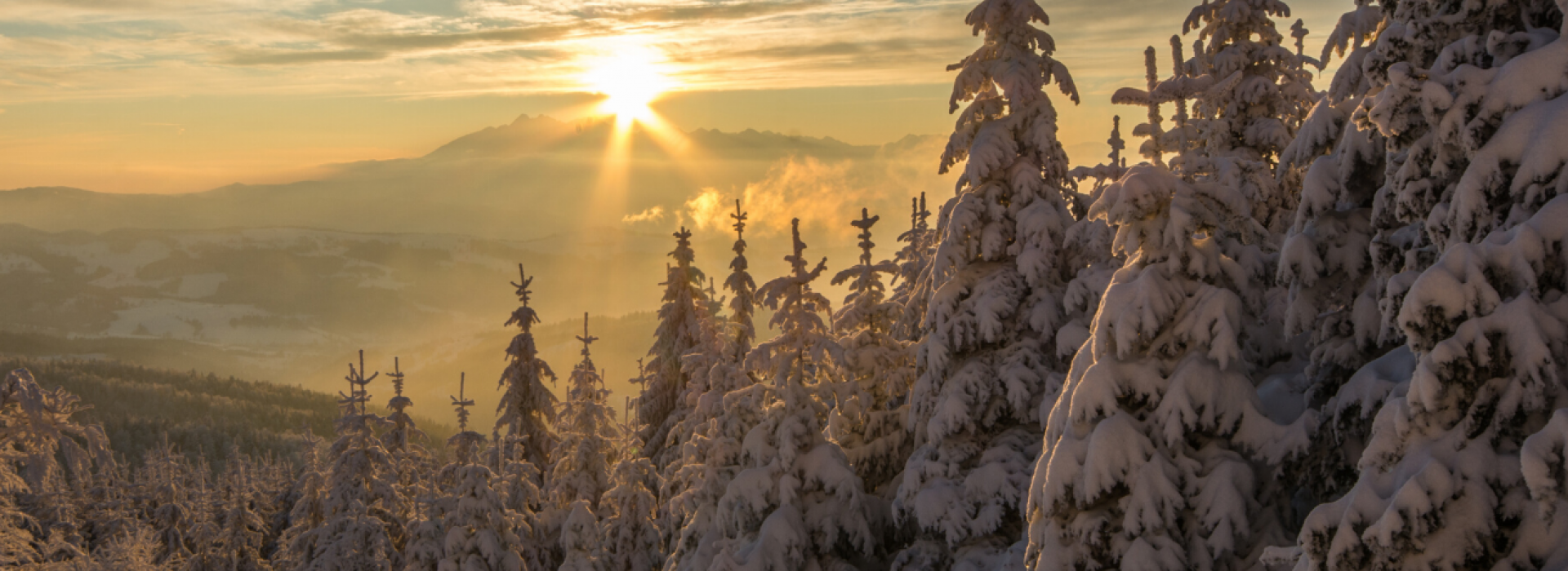 A breath of WINTER in the Beskids