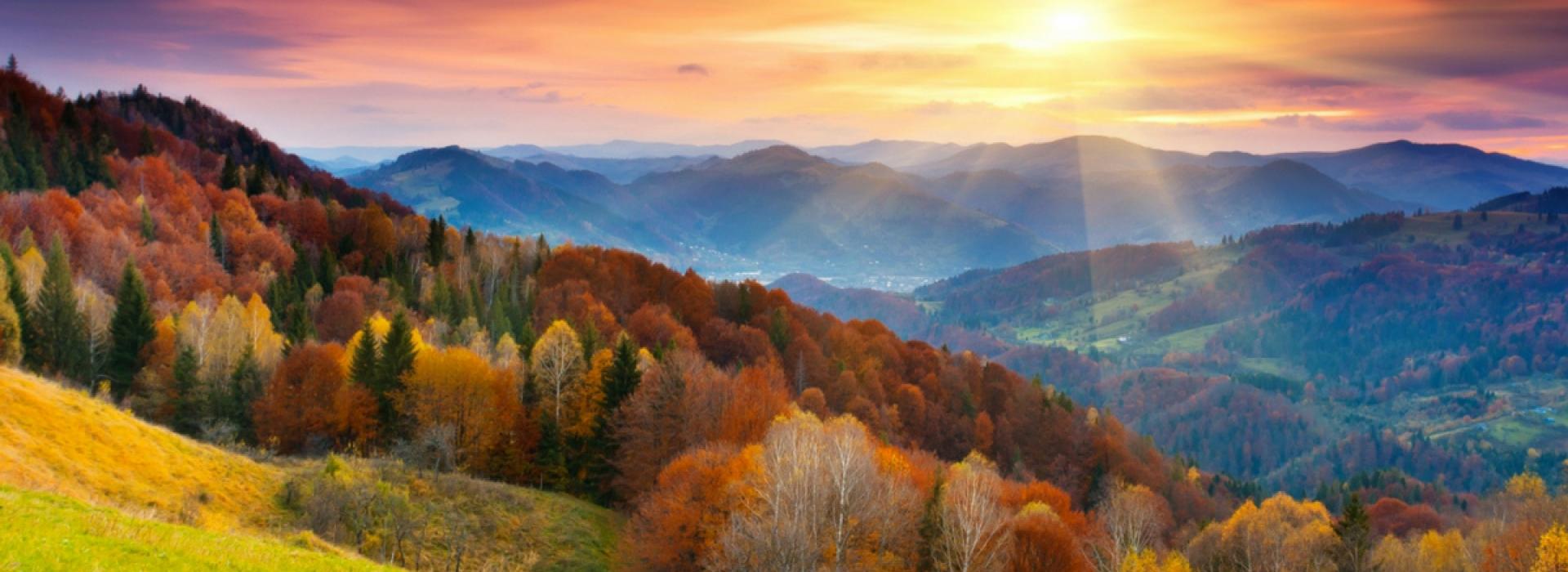 Jesienny RELAKS w sercu Krynicy Zdrój