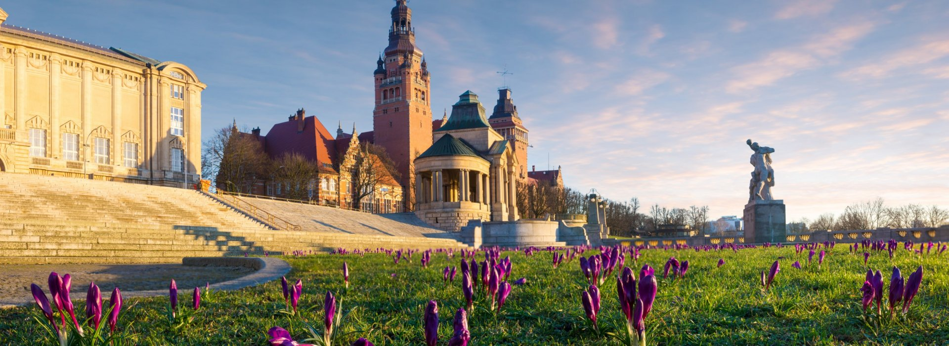 Spring City Break in Szczecin