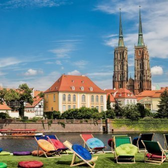 Weekend in Wroclaw