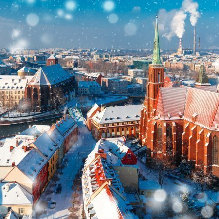 WINTER SPECIAL OFFER IN WROCLAW - 15%