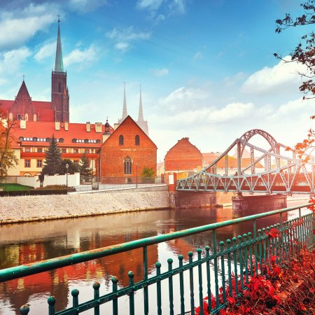 AUTUMN SPECIAL OFFER IN WROCLAW