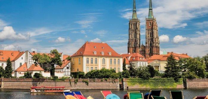 Wochenende in Wroclaw