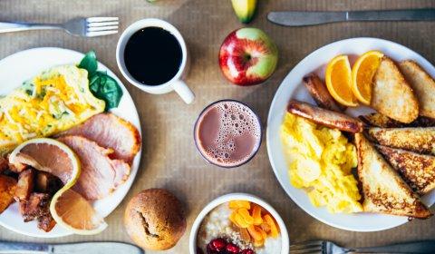 Angebot ohne Rücktritt mit Frühstück