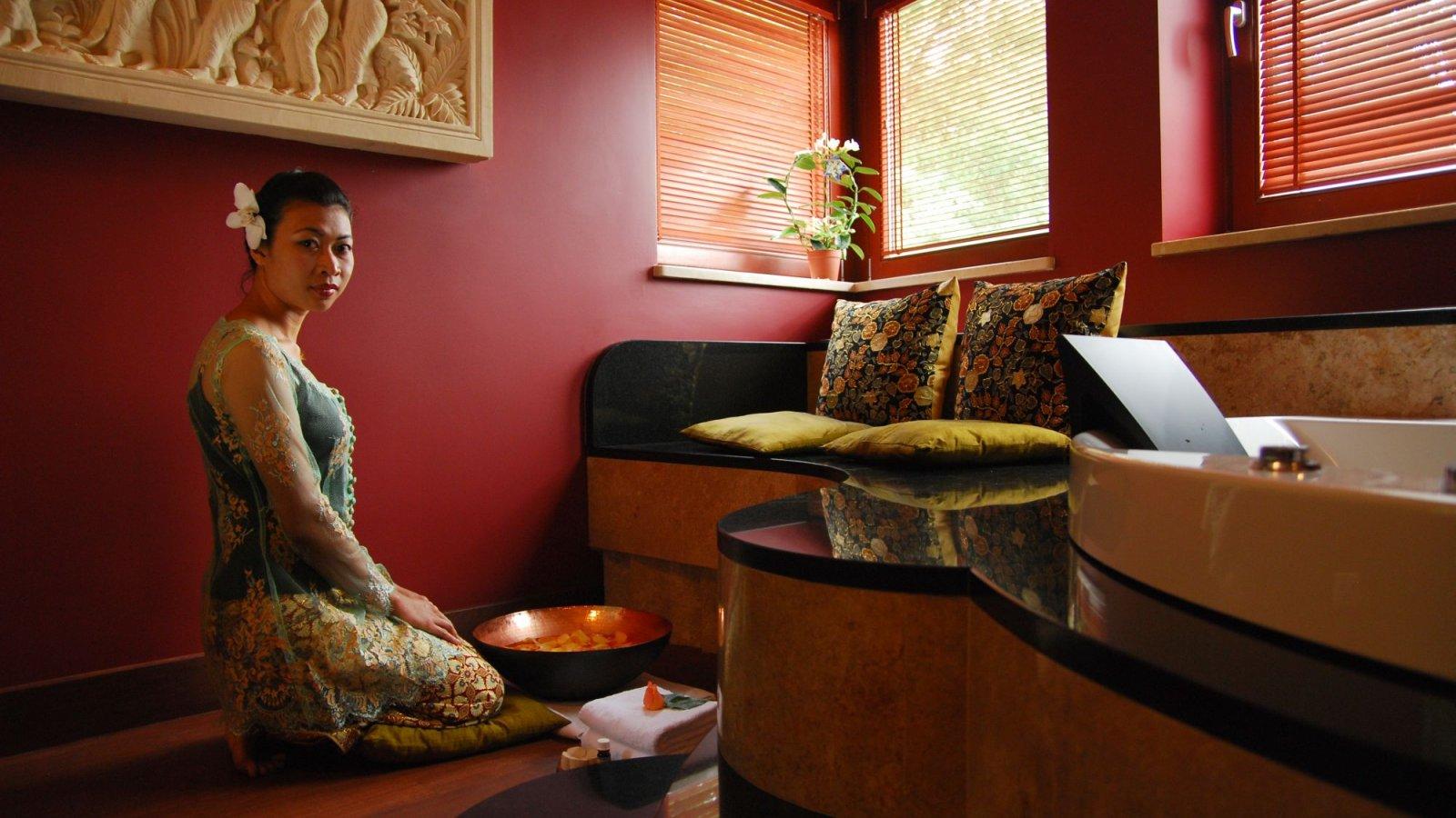 Orientalne podróże wellness