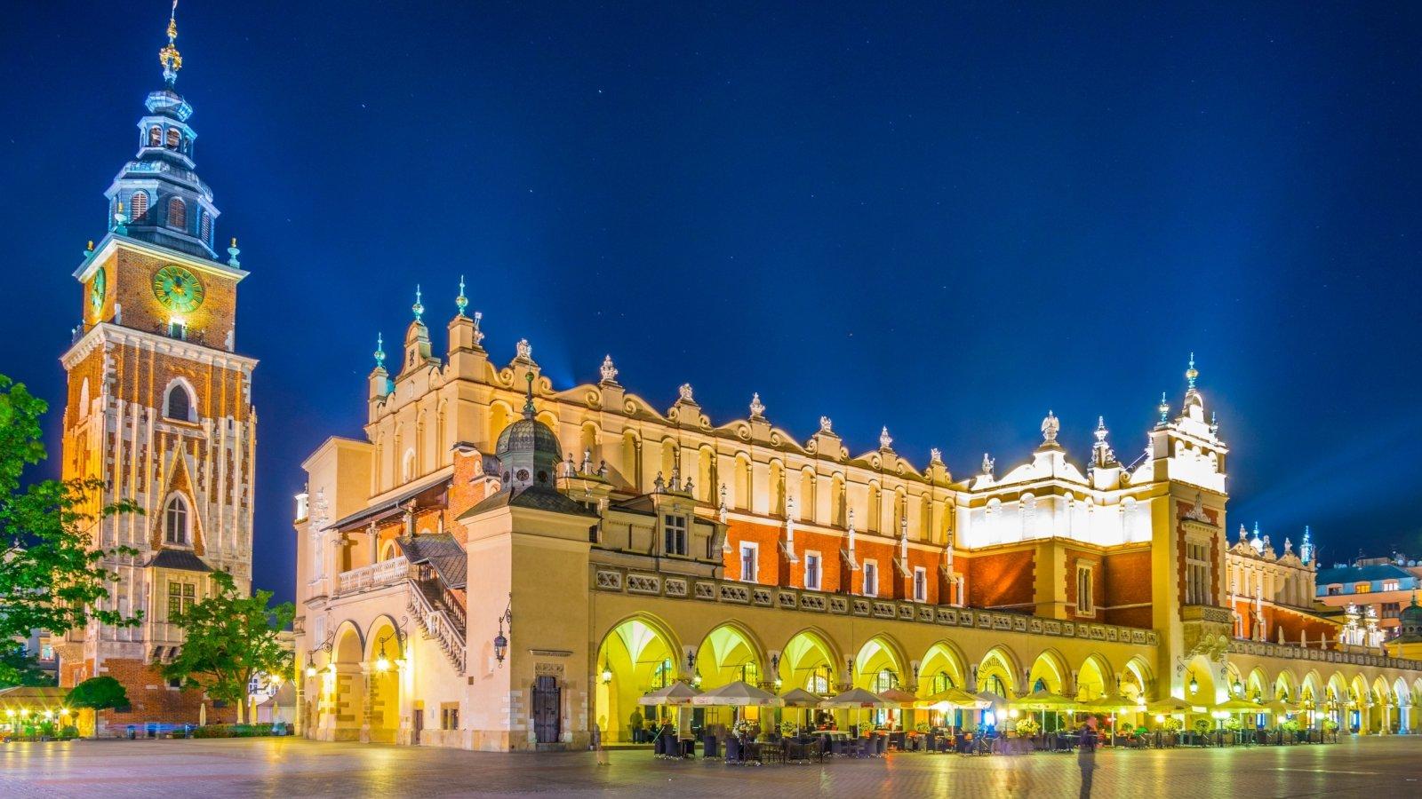 3 Dni w Krakowie