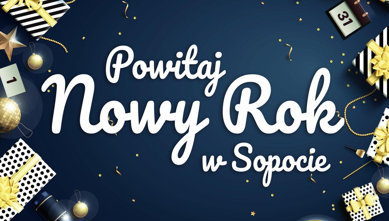 Celebrate New Year in Sopot