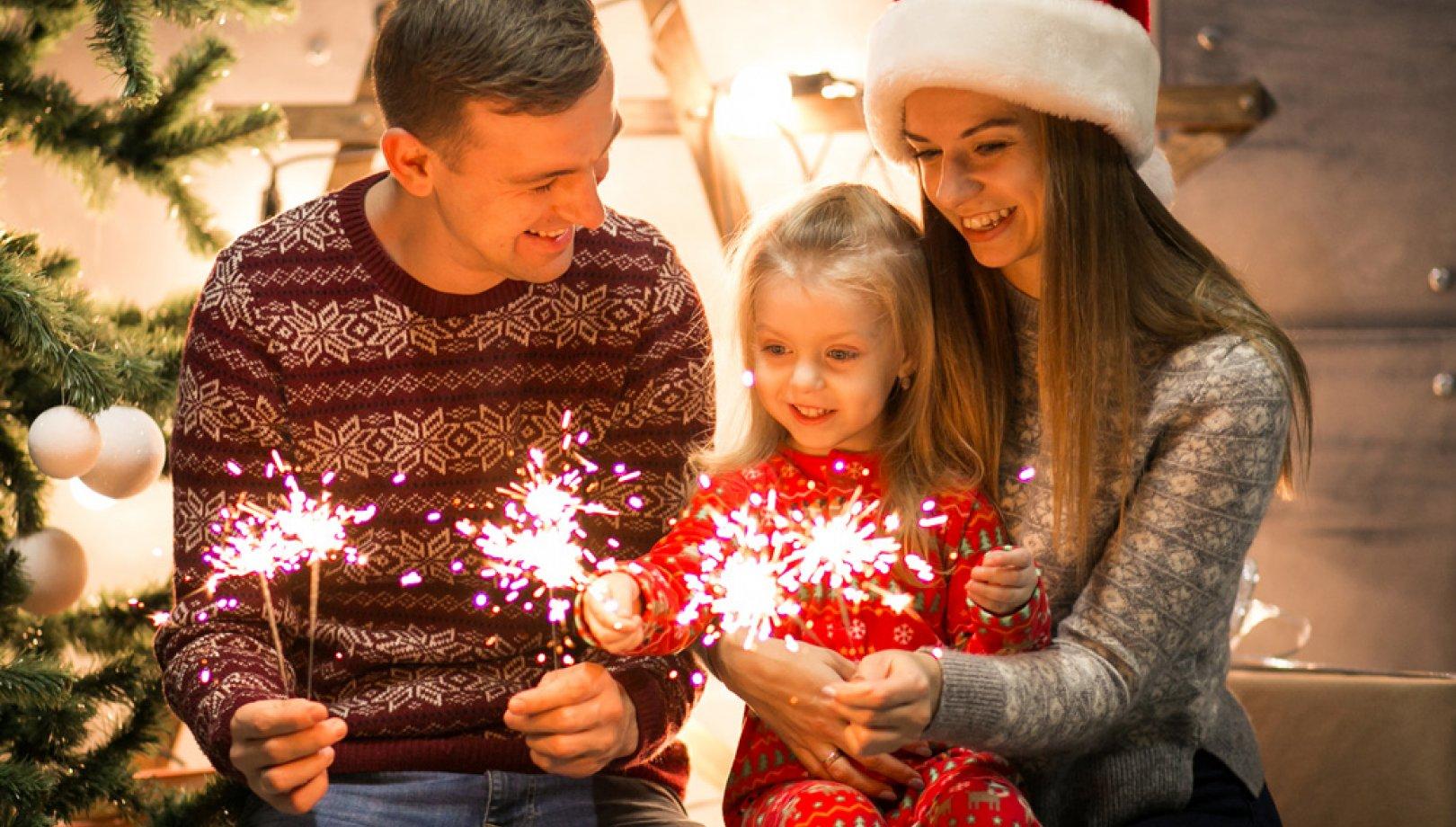 Careless Christmas Holidays with Stars