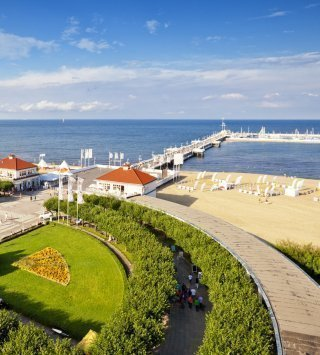 Summer in Sopot
