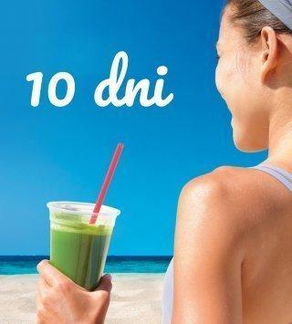 Wczasy oczyszczające nad morzem - 10 dni