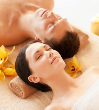 PACKAGE | SPA FOR TWO