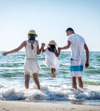 Rodzinne wakacje nad morzem 2021