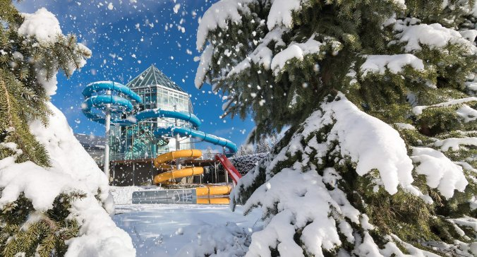 For a good start to 2021 with Harnaś and BUKOVINA Thermal Baths