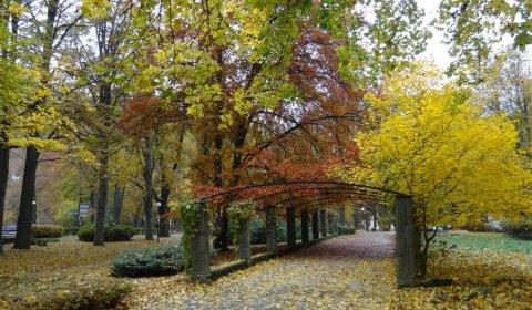Jesienny relaks w uzdrowisku