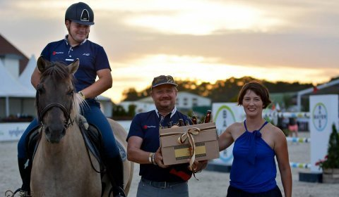 Oktoberfest po jeździecku - tygodniowy pobyt dla 4 osób / 24  lekcje jazdy konnej