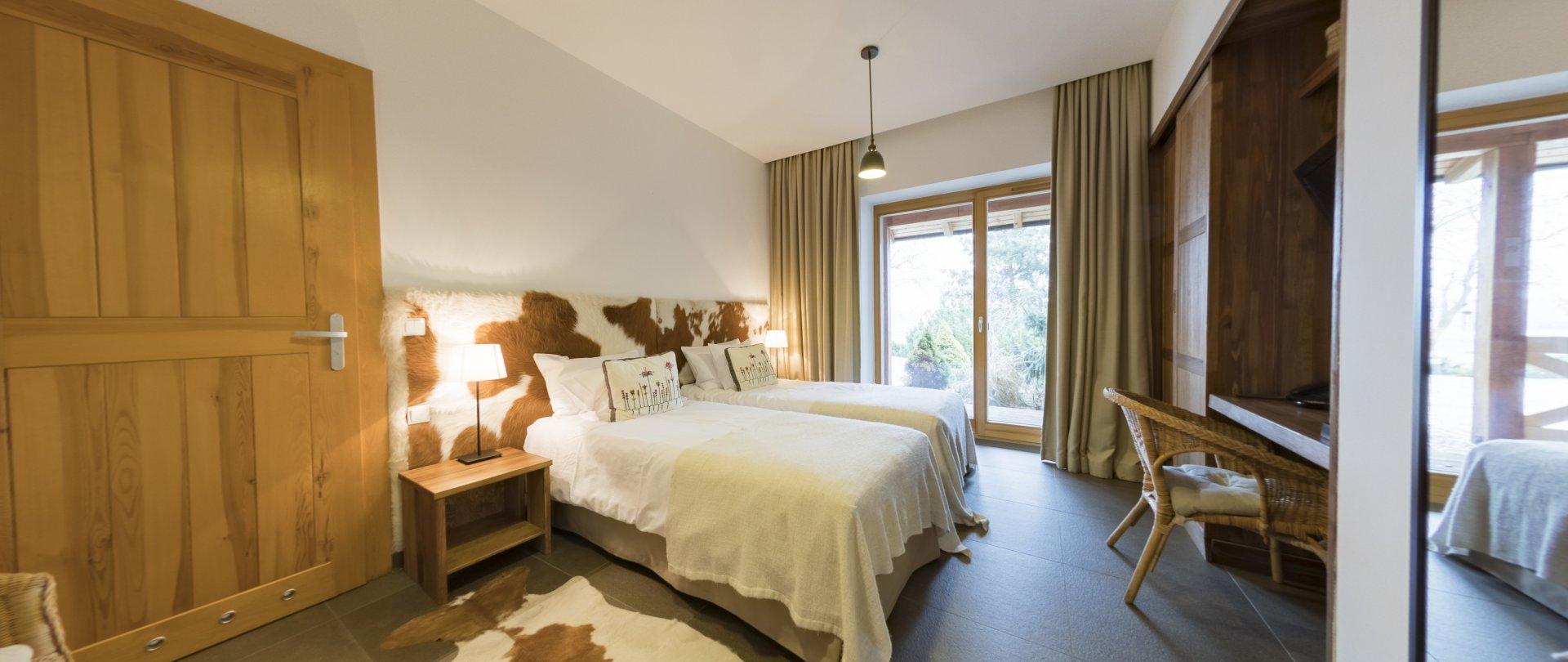 Pokój standard 2 osobowy Hotel za Parkiem