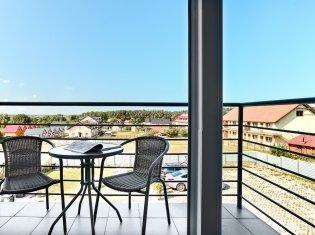 Pokój Standard z balkonem