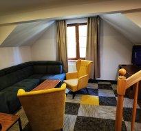Apartament stylizowany typu Duplex
