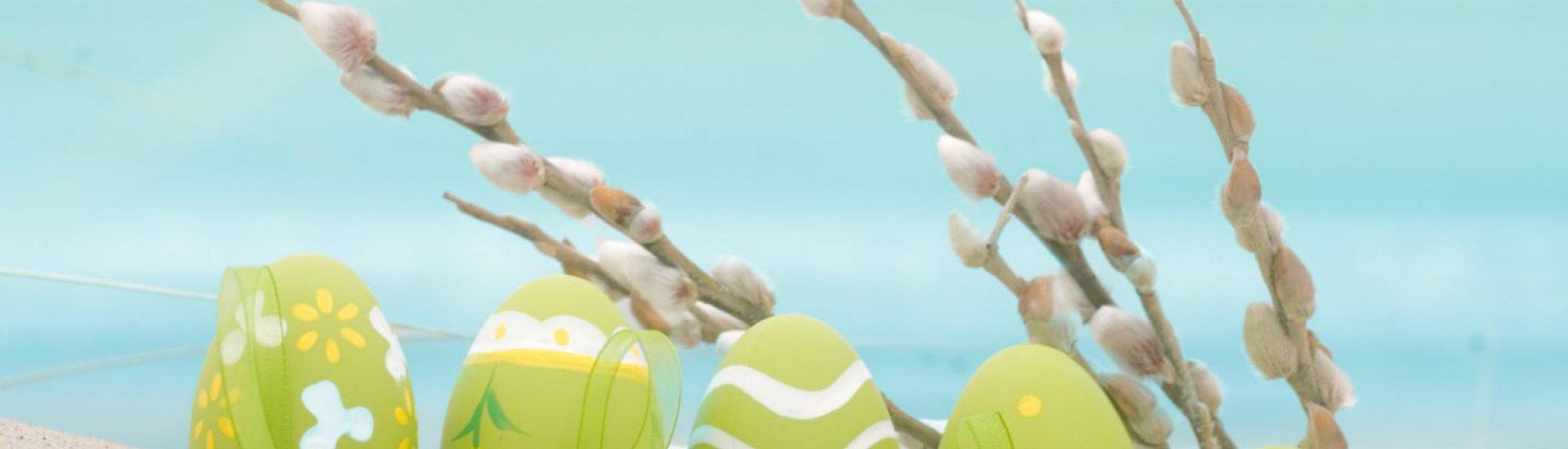 Rodzinna Wielkanoc nad Morzem