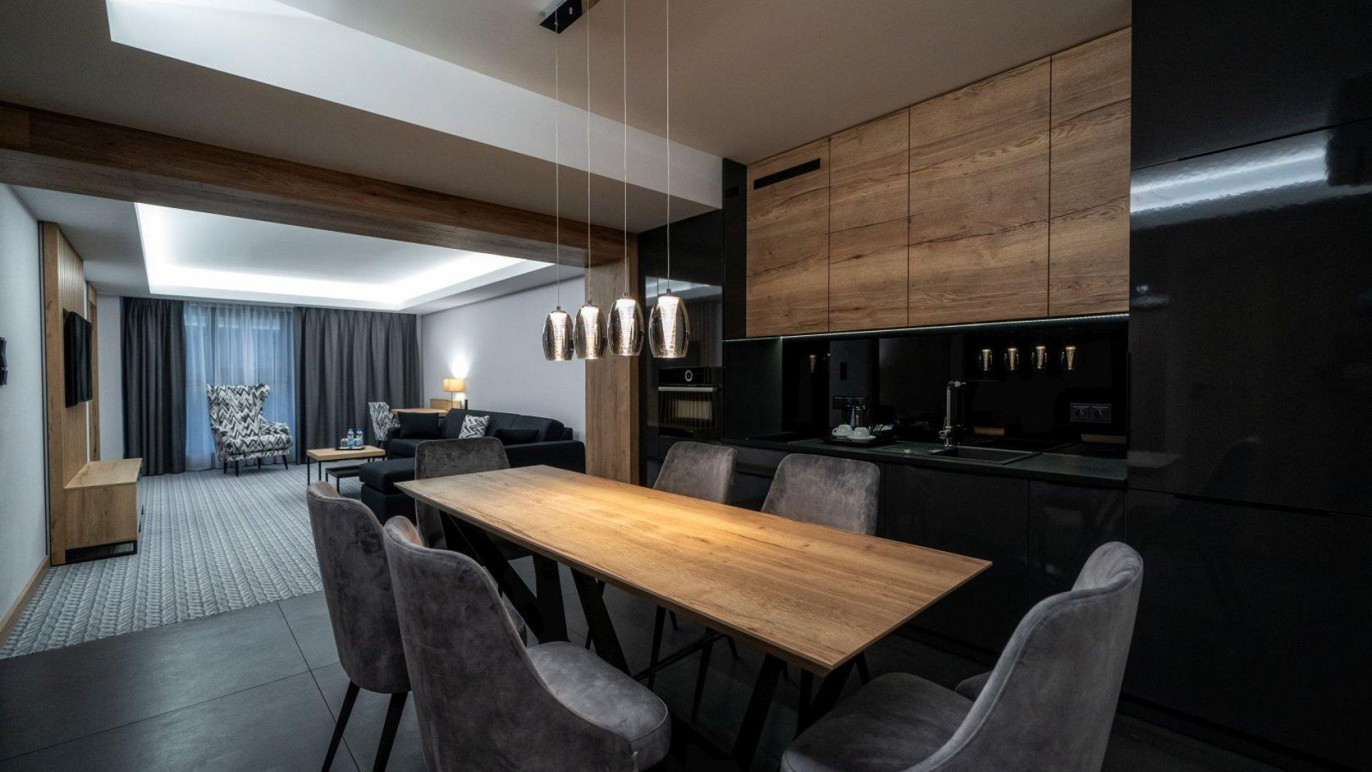 Vierbettzimmer Appartement Standard+