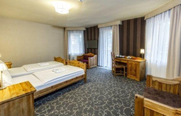 HOTEL META **** Pokój dwuosobowy