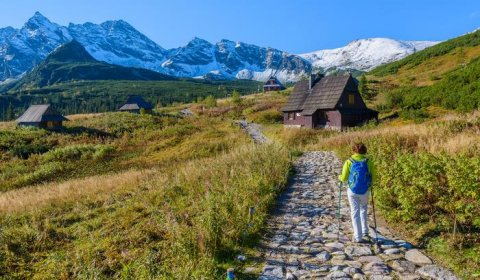 Holidays at the foot of the Tatra Mountains (flexible offer)