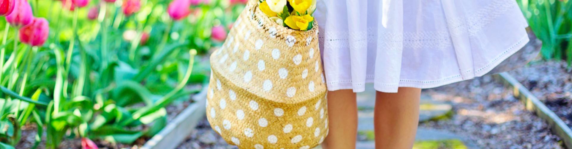 Wakacje z kwiatami w ogrodzie w Wojsławicach | 4 dni i więcej