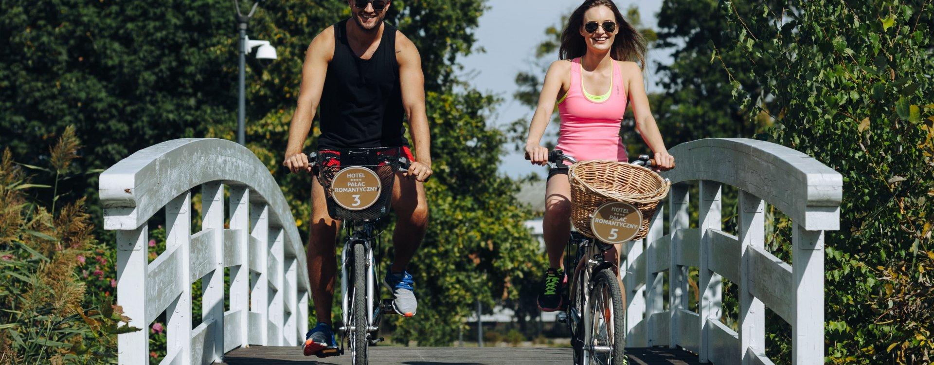 Aktywny pakiet rowerowy
