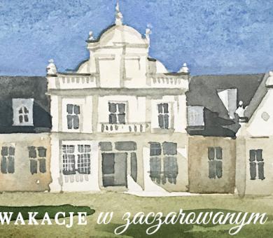 Rodzinne wakacje w zaczarowanym Pałacu Romantycznym