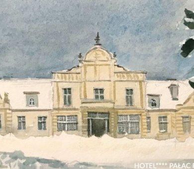 Zaczarowane Święta Bożego Narodzenia w Pałacu Romantycznym