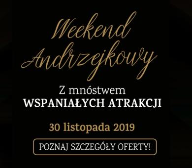 Andrzejkowy weekend