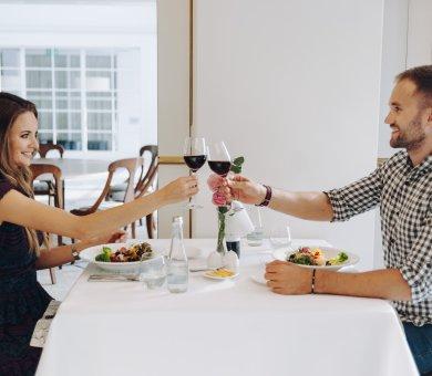 Pobyt dla dwojga z kolacją