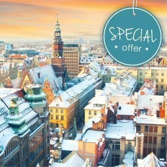 WINTER SPECIAL OFFER -16%