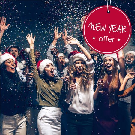 NEW YEAR'S EVE PACKAGE -20%