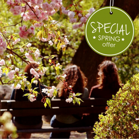 SPRING EARLY BOOKING OFFER