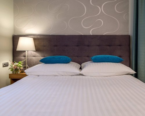 Single/Double lux room with french bed