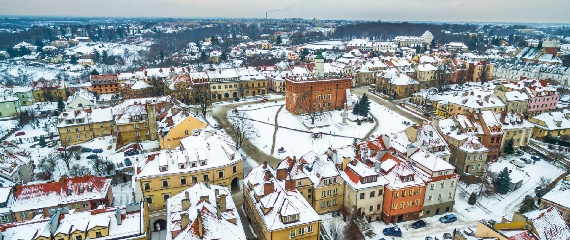 Discover Sandomierz packet