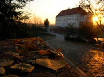 Jesień w Sandomierzu