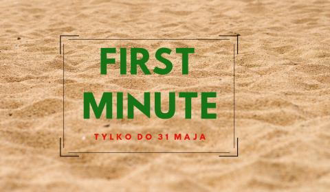 Wakacje na plaży w górach SECOND MINUTE -15%!