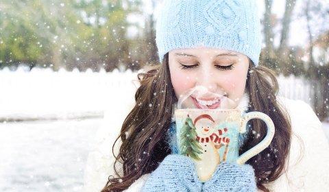 Piękna Zima w Wiśle