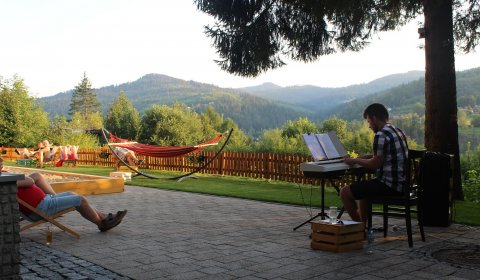 Letnie muzyczne wieczory widokowe