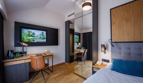 Einzelzimmer Zimmer Deluxe