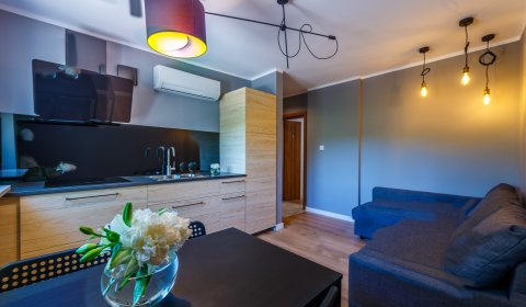 Studio Appartement Komfort