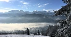 Tatra mountains without crowds of tourists.