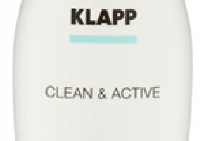CLEAN & ACTIVE CLEANSING GEL